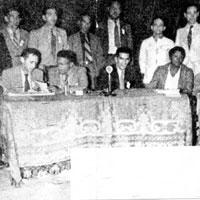 Oprichtingscongres in 1939 van de CTC