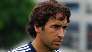 Ex- Real Madrid speler González