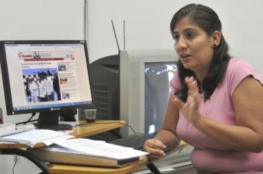 granma-sub-directeur-Karina Marrón - bestuurslid- upec2